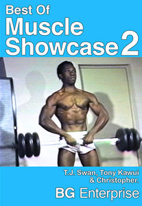 BEST OF MUSCLE SHOWCASE 2 DVD
