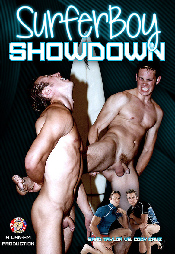 SURFER BOY SHOWDOWN DVD
