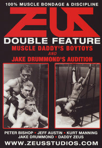 BOYTOYS & DRUMMOND'S AUDITION DVD
