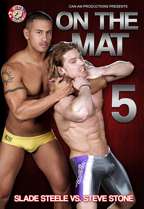 On The Mat 5 DVD