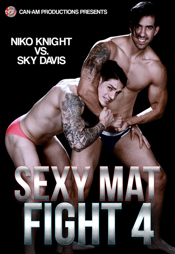 Sexy Mat Fight 4