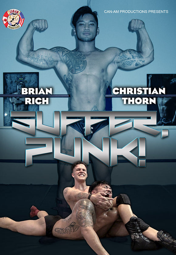Suffer Punk DVD