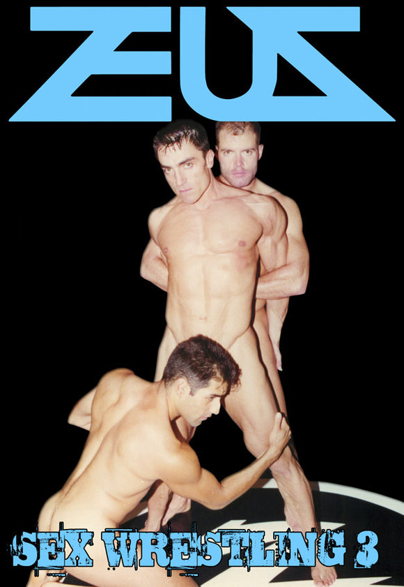 SEX WRESTLING THREE DVD