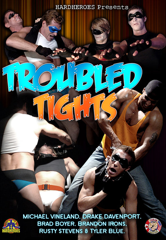 Troubled Tights Blu-Ray