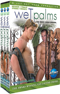 Wet Palms Season 1, Episode 7-9 (3-disc box set)