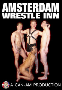 AMSTERDAM WRESTLE INN DVD
