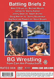 BATTLING BRIEFS 2 DVD