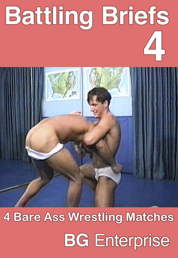 BATTLING BRIEFS 4 DVD