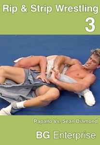 BG'S RIP AND STRIP WRESTLING 3 DVD