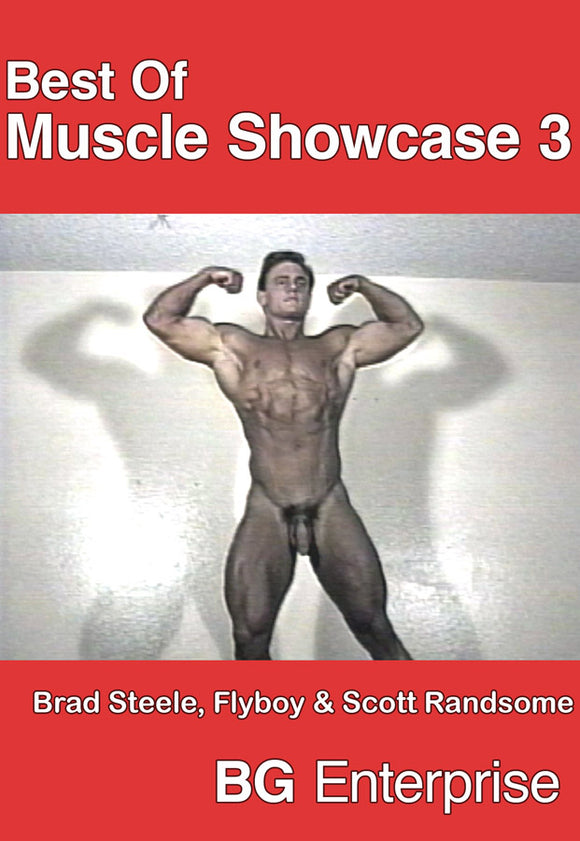 BEST OF MUSCLE SHOWCASE 3 DVD