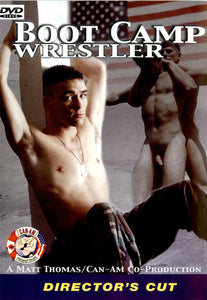 BOOT CAMP WRESTLER DVD