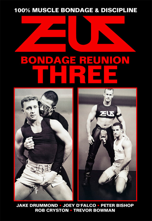 BONDAGE REUNION THREE DVD