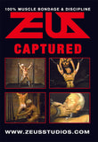 CAPTURED DVD