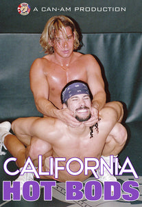 CALIFORNIA HOT BODS DVD