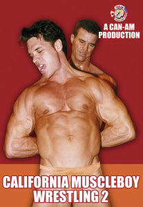 CALIFORNIA MUSCLEBOY WRESTLING 2 (DVD)
