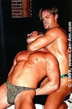 CALIFORNIA MUSCLEBOY WRESTLING 3 (DVD)