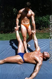 CANADIAN OUTDOOR OIL WRESTLING DVD