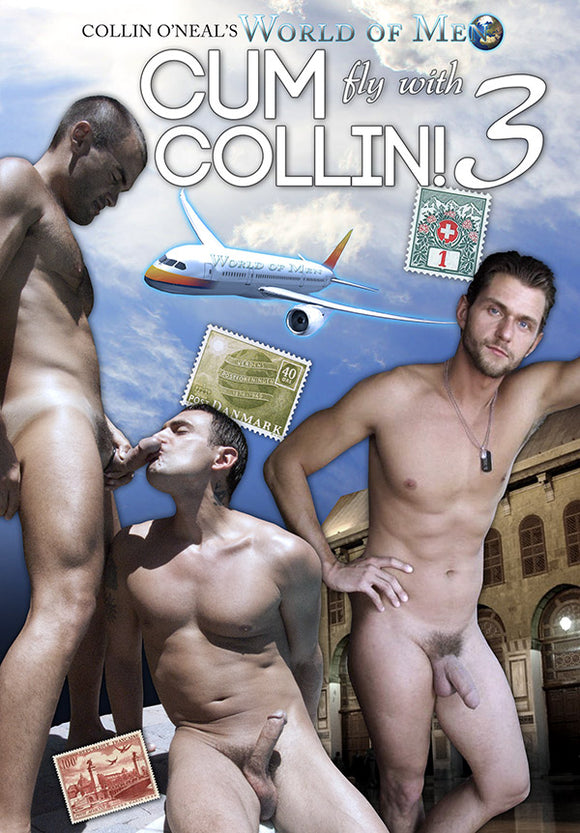 Cum Fly With Collin 3