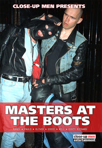 MASTERS AT THE BOOTS