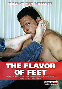 THE FLAVOR OF FEET