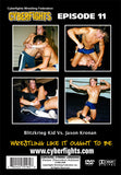 CYBERFIGHT 11 - BLITZKRIEG KID VS JASON KRONAN (DVD)