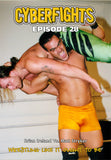 CYBERFIGHT 28 - BRIAN IRELAND VS MATT STRYKER (DVD)