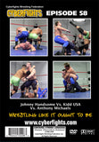 CYBERFIGHT 58 - HANDSOME / KIDD USA / MICHAELS DVD