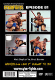 CYBERFIGHT 81 - MATT STRYKER VS BRETT BARNES DVD