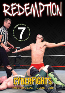 Cyberfights 120: Redemption DVD