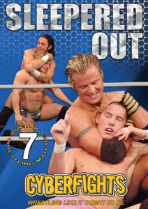 CYBERFIGHTS 126: SLEEPERED OUT DVD