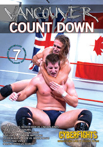 CYBERFIGHTS 138: VANCOUVER COUNT DOWN
