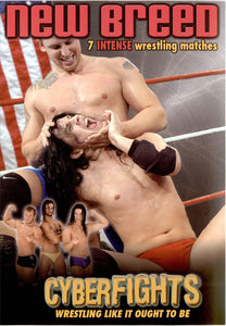 CYBERFIGHTS 101 - NEW BREED (DVD)