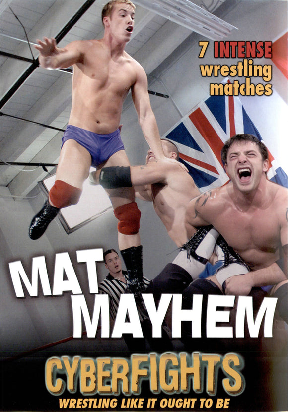 CYBERFIGHTS 106 - MAT MAYHEM (DVD)