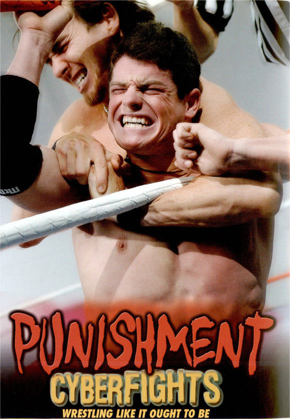 CYBERFIGHTS 97 - PUNISHMENT (DVD)