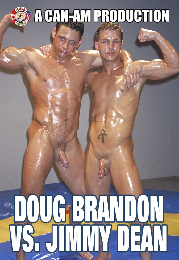 DOUG BRANDON VS JIMMY DEAN (DVD)