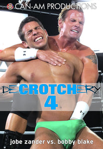 DECROTCHERY 4 DVD