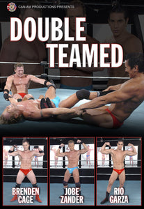 DOUBLE TEAMED DVD