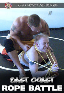 EAST COAST ROPE BATTLE DVD