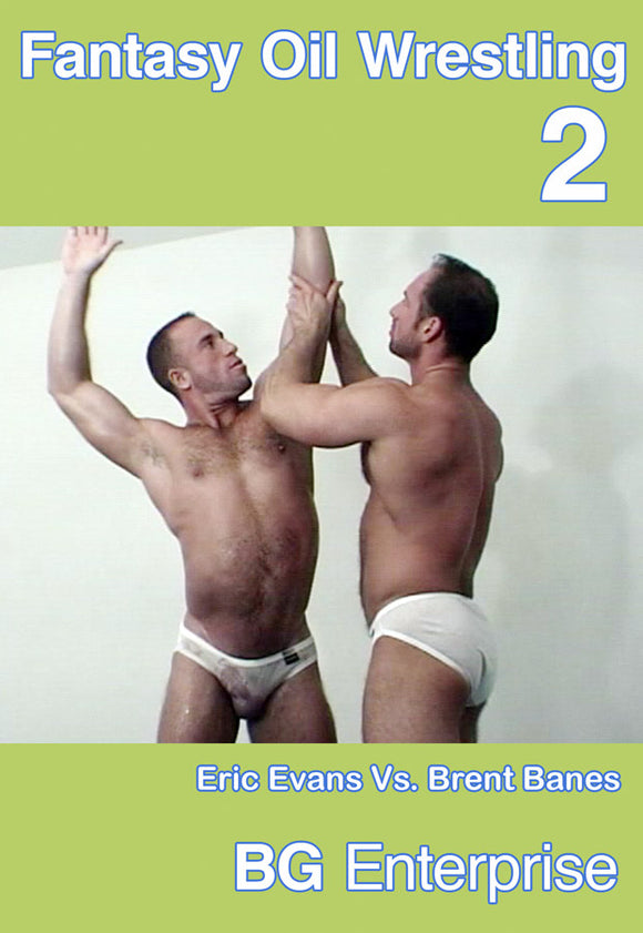 FANTASY OIL WRESTLING 2 DVD