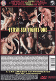 FETISH SEX FIGHTS DVD