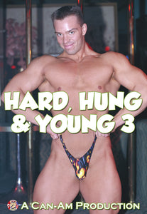 HARD, HUNG & YOUNG DANCERS 3 DVD
