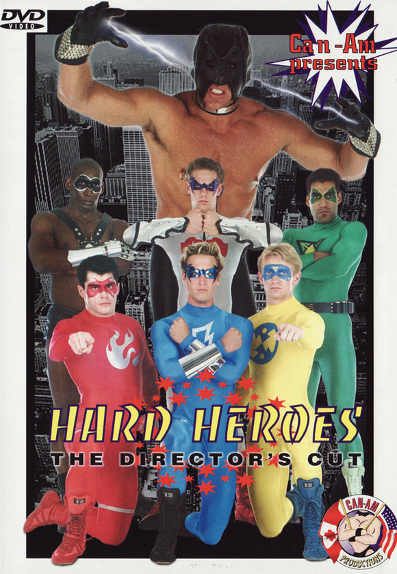 HardHeroes: The Movie (HardHeroes Vol. 1)