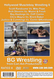 HOLLYWOOD MUSCLEBOY WRESTLING 6 DVD