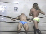 HOLLYWOOD MUSCLEHUNK WRESTLING 3 DVD
