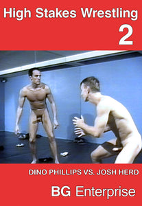 HIGH STAKES WRESTLING 2 DVD