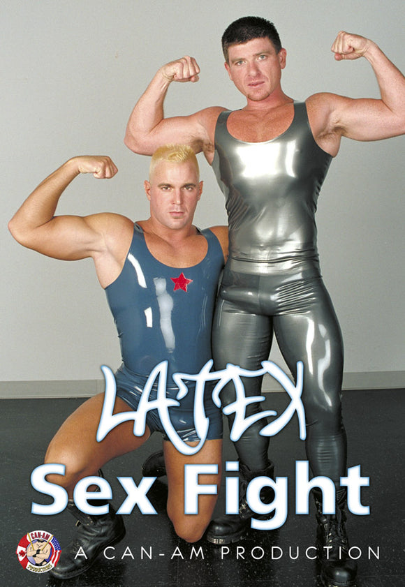 LATEX SEX FIGHT DVD