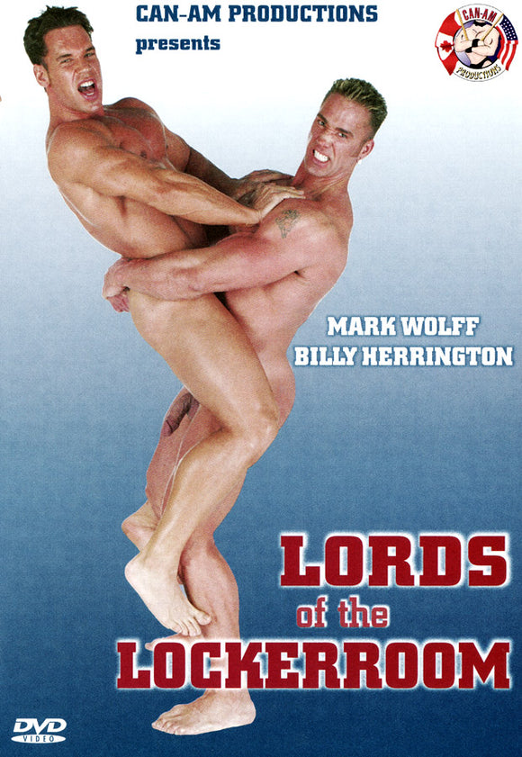 LORDS OF THE LOCKERROOM DVD
