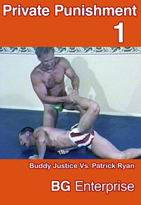 PRIVATE PUNISHMENT 1 DVD