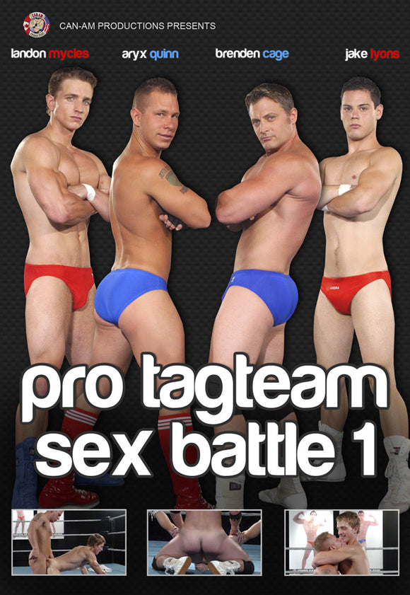 PRO TAGTEAM SEX BATTLE 1