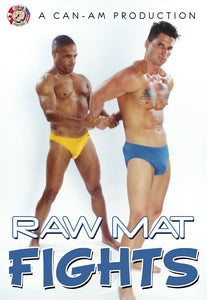 RAW MAT FIGHTS DVD